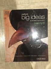 Oxford Big Ideas History 8 - Australian Curriculum Textbook