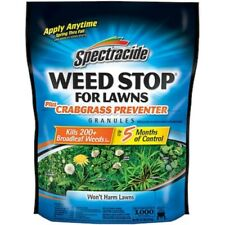 Spectracide Weed Stop For Lawns 10-lb Crabgrass Control