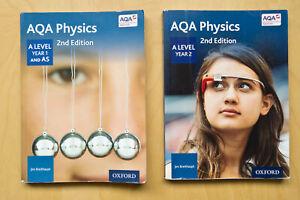 AQA Physics years 1 and 2 - Jim Breithaupt