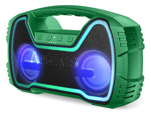 AOMAIS 25W Bluetooth Speakers with HD Stereo Sound & Deep Bass