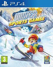 Wintersport Spiele (Playstation 4)