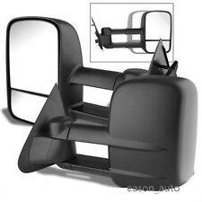 97-03-Ford-F150-Extend-Telescoping-Manual-Towing-Tow-Side-Mirrors-Left-Right