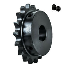 """50B18T-1"""" Bore 18 Tooth B Type Sprocket for 50 Roller Chain"""