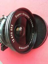 Schneider Super Angulon 65mm F5.6 Wide Angle Lens [Linhof Select] EXCELLENT