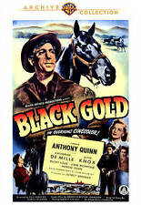 Black Gold - DVD - 1947 Anthony Quinn, Katherine Demille, Elyse Knox