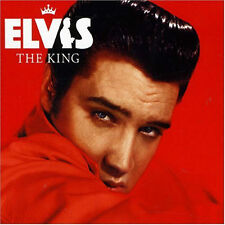 ELVIS PRESLEY (THE KING - GREATEST HITS 2CD SET SEALED + FREE POST)
