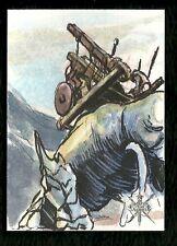 The Hobbit The Battle of the Five Armies 1/1 Fine Art Sketch by Dan Gorman