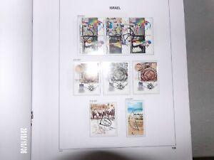 2007 Israel Stamps Year Set, Cancelled, MNH, OG, Ex