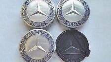 023 - Wheel Center Cap Hub Cover 75mm- SET OF 4 fits Mercedes Benz All Class