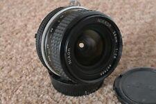 Nikon Nikkor 24mm f2.8 Ai manual focus lens