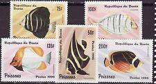 Benin 1996 - MNH - Vissen / Fish / Fische