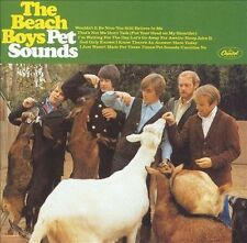 Pet Sounds [Mono + Stereo] [Remaster] by The Beach Boys (CD, Feb-2001, Capitol)