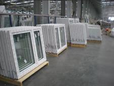 Kunststoff Fenster DREH/KIPP - FIX Breite: 100-135 AFG OVLO CL 3-fach Verglasung
