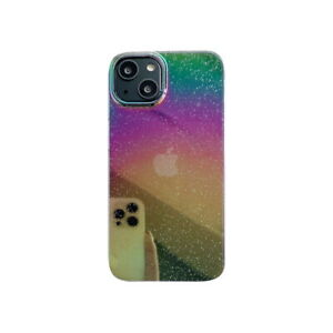 For iPhone 13 12 11 Pro Max XS XR X 8 7 Plus Colorful PC Shockproof Case Cover