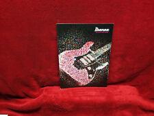 Ibanez Guitars 2012 Catalog