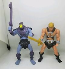 Masters Of The Universe McDonald's Action Figures From 2003 He-Man And Skeletor