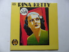 RINA KETTY Collection disques Pathé 2XLP 2C178 15416/7