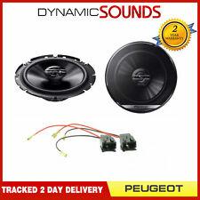 """Peugeot Partner Van 1997 - 2007 Pioneer 6.5"""" Front Door Speakers & Wiring Kit"""