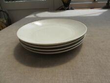 4 Gordon Ramsay Royal Doulton Maze china salad plates  D/W M/W Freezer safe