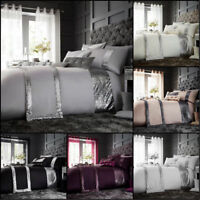 Signature GLAMOROUS Duvet Cover Bedding Set Double King Size Quilt Cover Set