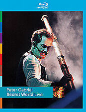 Peter Gabriel - Secret World Live New BLU-RAY