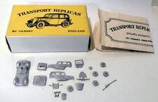 Morris White Metal Diecast Cars