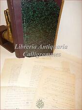 Miscellanea 3 opere DIRITTO PENALE di GENNARO MARCIANO 1899 - 1934