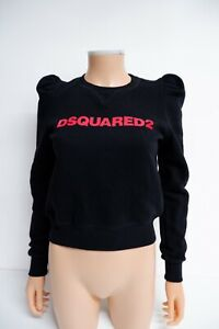Dsquared2 DS2 girls Jumper, Size Age 14 Years, Black, VGC