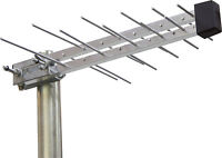 High quality LOG PERIODIC TV antenna aerial DIGITAL CARAVAN CAMPER MOTORHOME etc