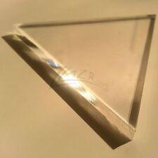 "50 Acrylic 1//16/"" Dogtag 1-Hole Pendant Shape Plastic Plexiglass Jewelry Supply"