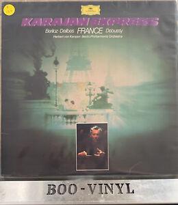 DG VINYL RECORD Herbert Von Karajan - Karajan Express: Frankreich