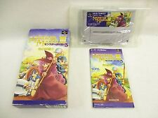 MONSTER MAKER III 3 Item Ref/bcc Super Famicom Nintendo Japan Game sf