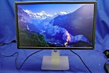"Dell P2414hb 24"" Full HD LCD Monitor VGA DVI DisplayPort w/ AC Power #3712"