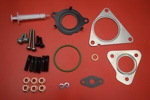 Turbocharger Mounting Kit for Audi Seat 2.0 Tdi CAGA CAGB CAGC 03L145702H