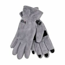 180s Women's Lush Winter Ski Gloves - Grey (Medium)