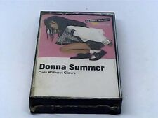 Donna Summer- Cats Without Claws- Cassette - SEALED