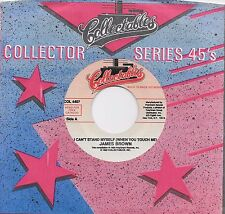 JAMES BROWN  I Can't Stand Myself / There Was A Time 45