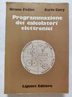 BOOK PROGRAMMAZIONE DEI CALCOLATORI ELETTRONICI FADINI SAVY LIGUORI