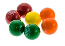 2 LBS NERDS GUM BALLS 1 INCH ASSORTED COLORS WITH CANDY CENTER