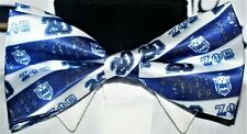 New Bow Tie Women Adjustable Necktie Anniversary Wedding Tux Zeta Phi Beta Inc