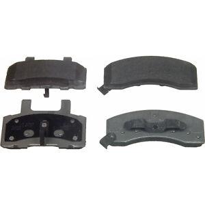 Wagner ThermoQuiet Semi-Metallic Brake Pads MX370