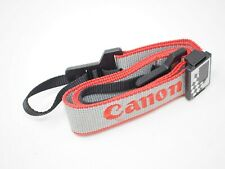 Canon Grey/Red Neck Strap for EOS Cameras