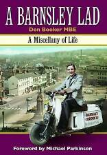 A Barnsley Lad, Booker, Don | Paperback Book | Acceptable | 9781871647648