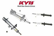 KYB Excel-G Shocks Struts Front & Rear for 00-02 Nissan Sentra Sedan B15 ALL NEW