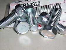 Kawasaki Nos H1 H2 S1 S2 S3 Bolts No#7 Horn,frame, muffler. 5pcs 115G0820