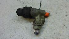 1981 Honda CB900 CB900C Custom H1144' rear air shock line hose junction part