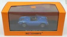 Véhicules miniatures bleus MINICHAMPS avec offre groupée