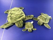 Turtle Plush Toys 3 Sets -New