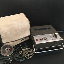 VINTAGE SONY Solid State Tapecorder TC-900 CASE MICROPHONE TAPE