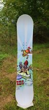 Ride LowRide 135cm Blank Snowboard Deck Only